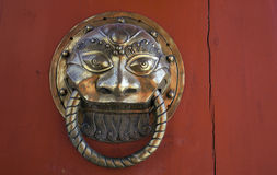 A door knocker Stock Photos