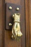 Door knocker Stock Photos