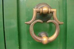 Door knocker Royalty Free Stock Photos