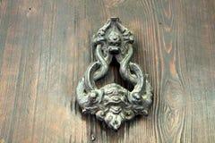 Door-knocker Royalty Free Stock Photography