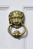 Door knocker Stock Image