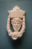 Door knocker 8. Door knocker in Malta series Royalty Free Stock Photos