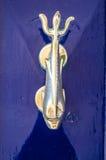 Door knocker 6. Door knocker in Mdina series Stock Photo