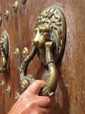 Door Knocker Stock Photography