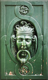Door Knocker in Paris Royalty Free Stock Image