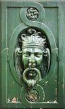 Door Knocker in Paris Royalty Free Stock Image