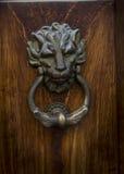 Door knocker Stock Images