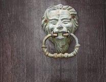 Door knoker Royalty Free Stock Image