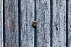 Door lens peephole Royalty Free Stock Photo