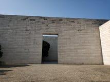Door in liangzhu museum 031 royalty free stock photography
