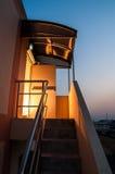 Door light. Stock Photography