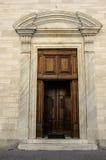 Door in Livorno Stock Image