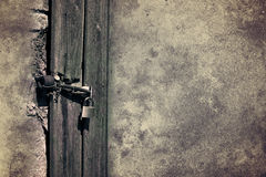Door lock abstract background Stock Photos