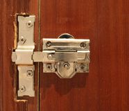 Door lock Royalty Free Stock Image