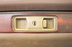 Door lock. Royalty Free Stock Images