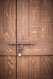Door lock Royalty Free Stock Photos