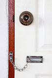 Door locked Royalty Free Stock Photos
