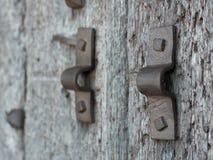 Door locker Royalty Free Stock Images