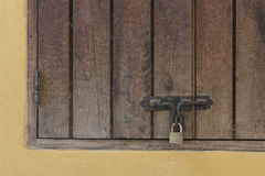 Door locks Royalty Free Stock Photo