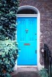 Door in London Royalty Free Stock Photo