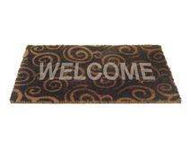 Door Mat Royalty Free Stock Photography