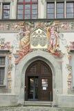 Town Hall Lindau Stock Photos