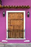 Door in Mexico Royalty Free Stock Photos