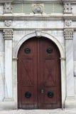 Door of Mint Topkapi Royalty Free Stock Photo