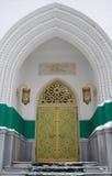 Door in mosque Stock Images