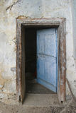 Door in Oblizza Royalty Free Stock Photography