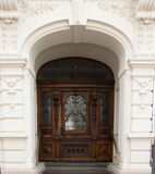 Door  old architecture house design greative work Stock Photos