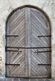 Door of old castle Royalty Free Stock Image
