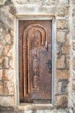 Door in Old City Stock Photo