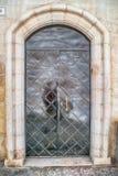 Door in Old City Royalty Free Stock Photo