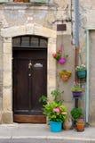 Door in old city Stock Photos