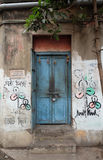 Door in an old house in Kolkata Royalty Free Stock Image