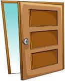 A door Stock Photo