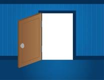 Door Opening Stock Photography