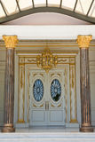 Door of palace Royalty Free Stock Photos