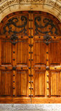 Door Palau de Mar i Cel in Sitges Royalty Free Stock Images