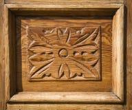 Door panel Royalty Free Stock Photography