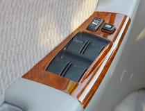 Door panel controls Stock Photography