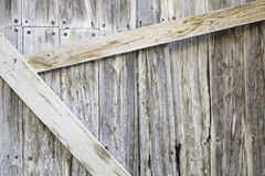 Door plank Stock Photo