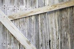 Door plank Stock Photo