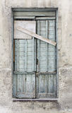 Door propped Royalty Free Stock Photos