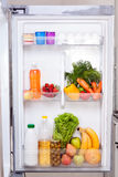Door refrigerator Royalty Free Stock Images