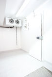 Door of an refrigerator Royalty Free Stock Images