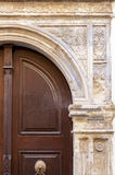 Door in Rethymno on Crete Stock Photography