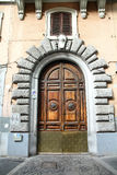 Door in Rome Royalty Free Stock Images