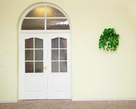 Door of the room Royalty Free Stock Image